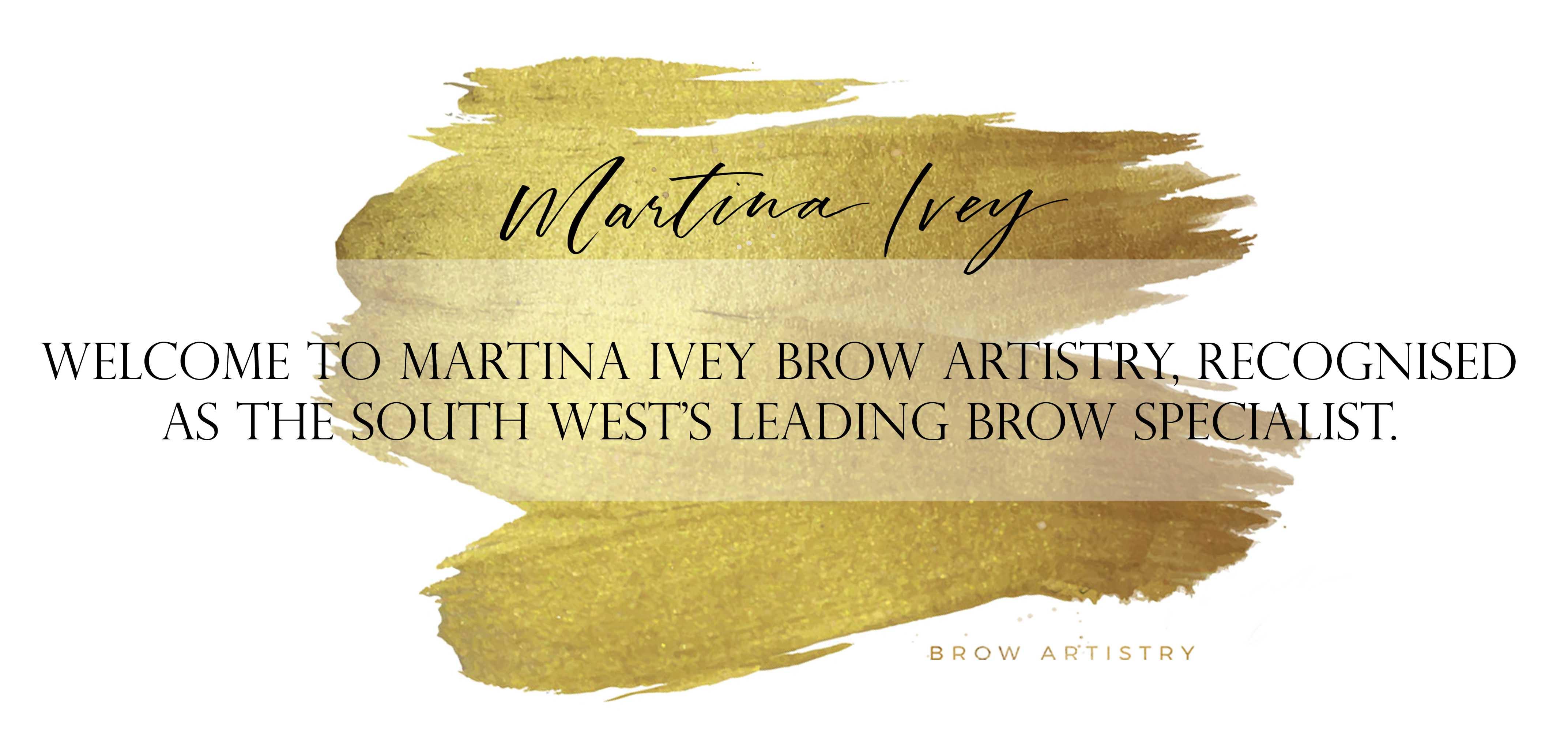 Martina Ivey | Brow Specialist | Bunbury | Perth